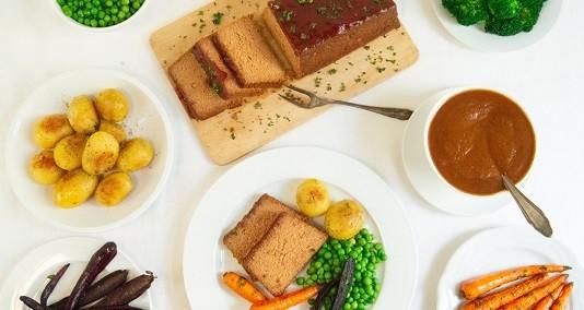 Tofu-Walnuss-Braten: ideal als Sonntagsessen